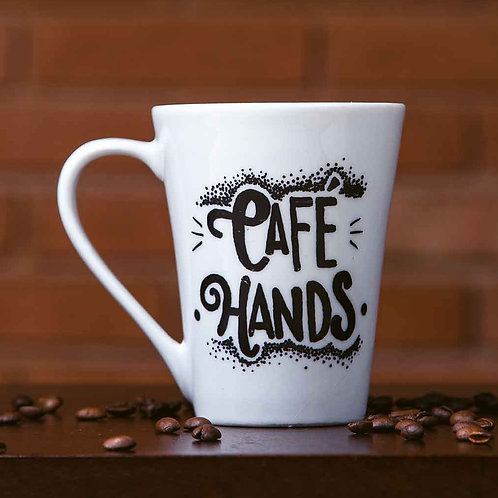Caneca Café Hands 320ml