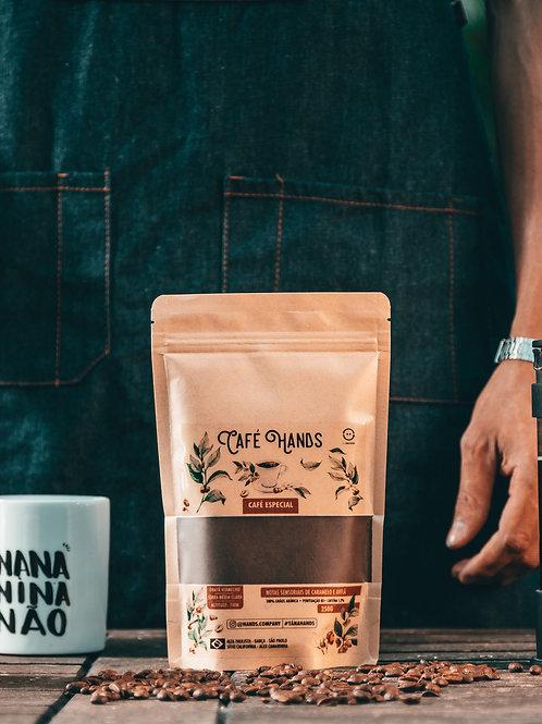 Café Hands Especial 100% Arábica - moído
