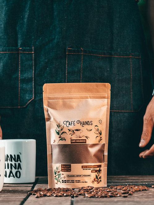 Café Hands Orgânico 100% Arábica - moído