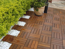 deck modular madeira