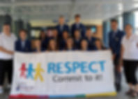 Respect Commit To It! Banner