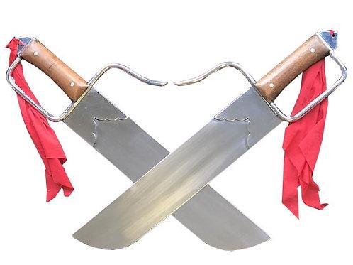 Пеперудови ножове за  Wing Chun и Viet Vo Dao