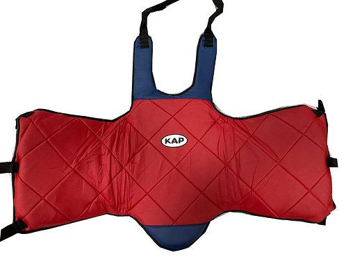 Детска предпозна жилетка за спаринг на KAP