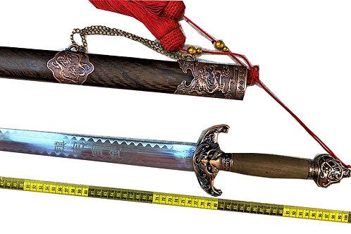 Тежък тенировъчеч УШУ меч