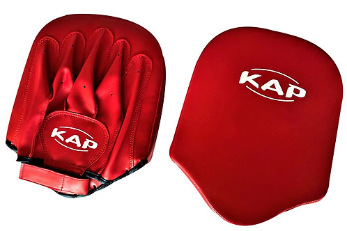 Лапи модел на KAP червена кожа