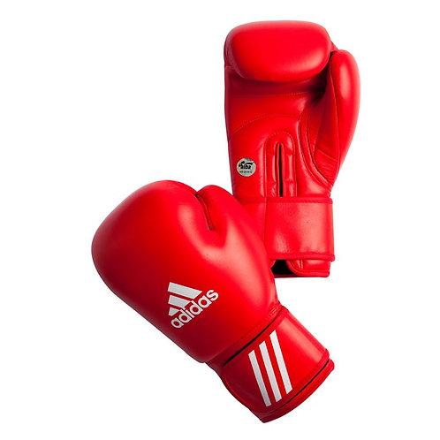 Кожени боксови ръкавици Adidias лицензирани от AIBA
