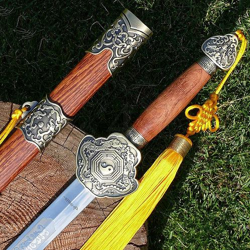 Двуостър прав меч за Тайдзи/УШУ