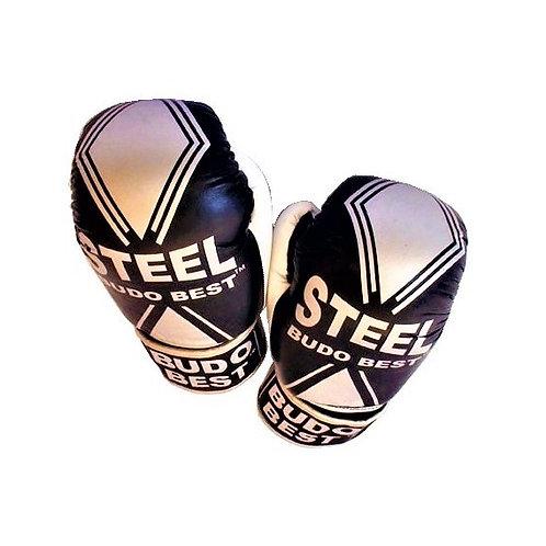 """Боксови ръкавици STEEL""""Диамант""""."""