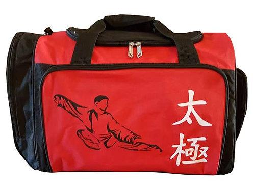 Средна чанта с надпис Tai Chi Chuan Модер 2