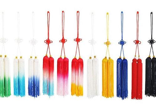 Дуан Суй - пискюли за меч в преливащи цветове