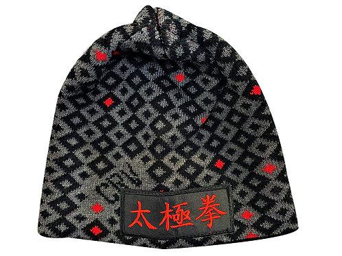 Плетена шапка Тайчи