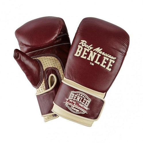 Кожени Боксови Ръкавици Ретро BENLEE LAMOTTA LEATHER BAG MITTS
