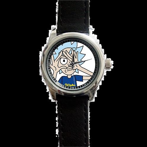 Woke Rick Wristwatch