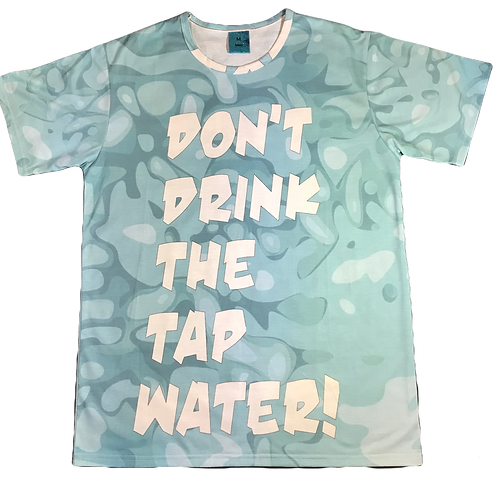 Tap Water Tee