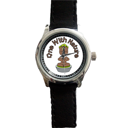 Nature Wristwatch