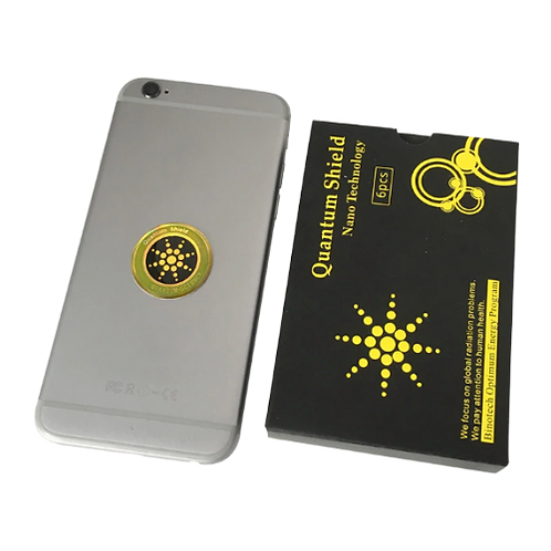 Anti-Radiation Stickers