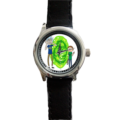 Rickamortis Wristwatch