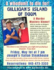 Gilligan Joseph's poster May 2020 (1).pn