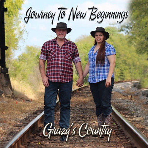 CD - Journey To New Beginnings