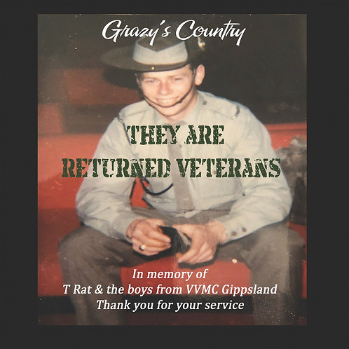 CD - They Are Returned Veterans