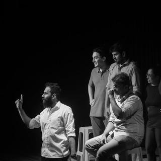 Performance in Rangasthala, Bangalore