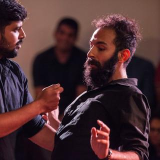 Performance at Lahe Lahe, Bangalore