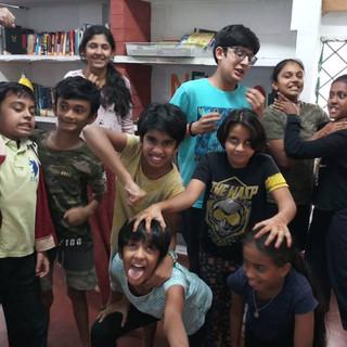 BeMe school workshop