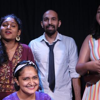 Performance in Si Bambai, Mumbai