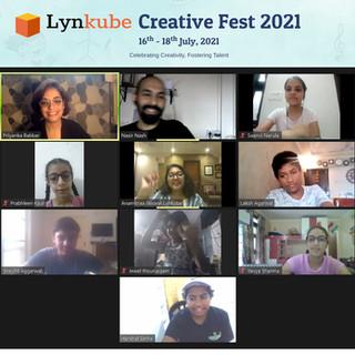 Lynkube Creative Festival