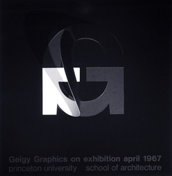 GEIGY GRAPHICS POSTER