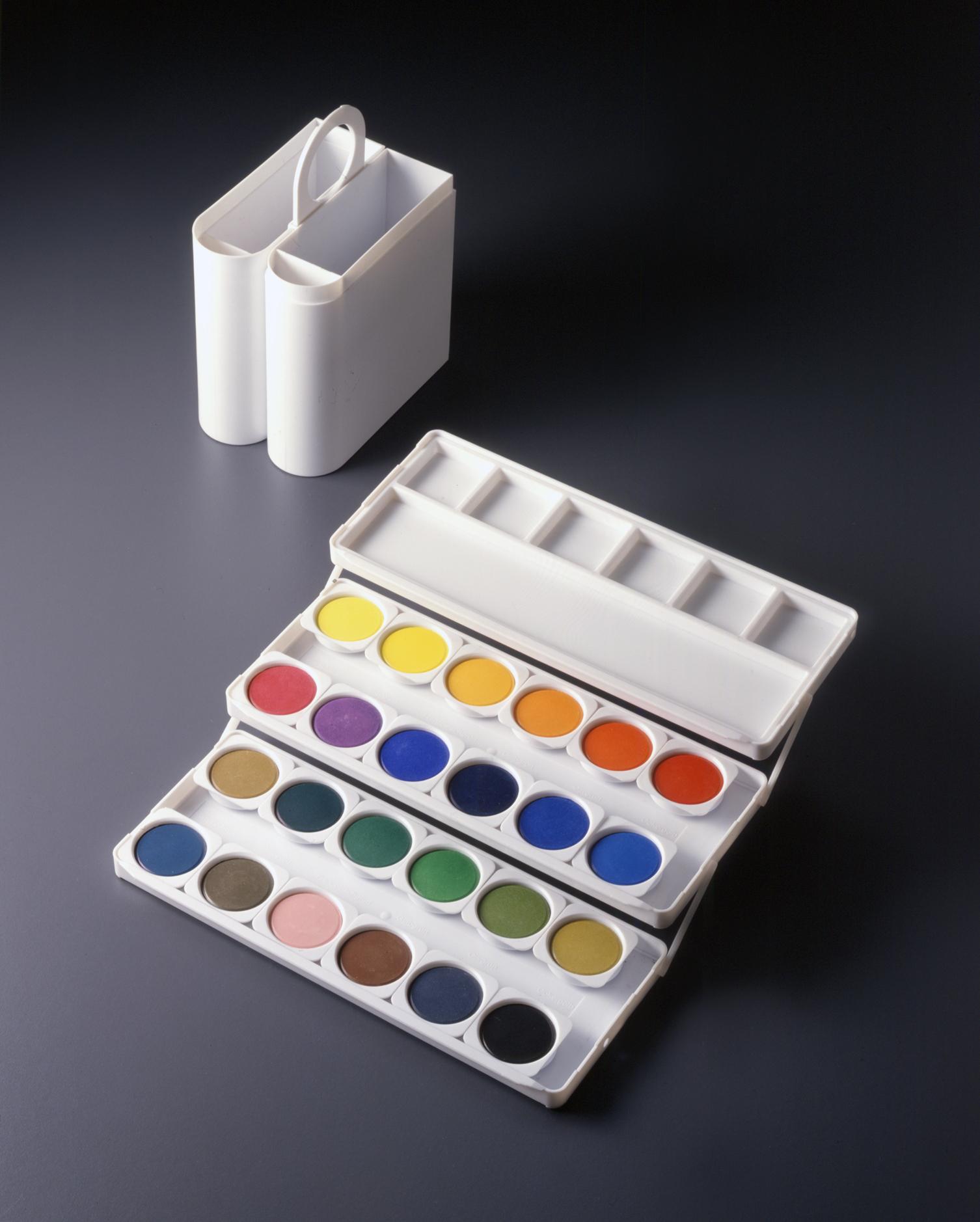 Aquacolor Watercolor Set
