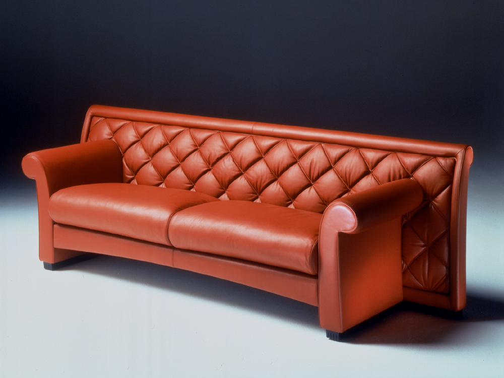 Nuage Sofa and Headboard