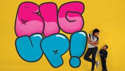 Big Up! 20 Stories High