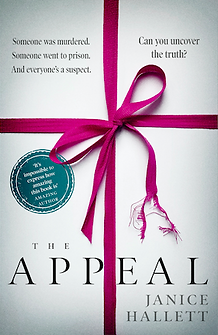 Janice Hallett - The Appeal cover.png