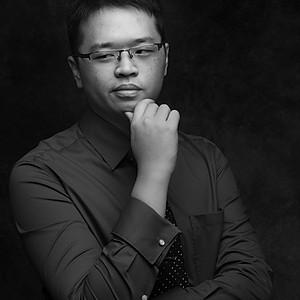 B/W Portraits - Kelvin
