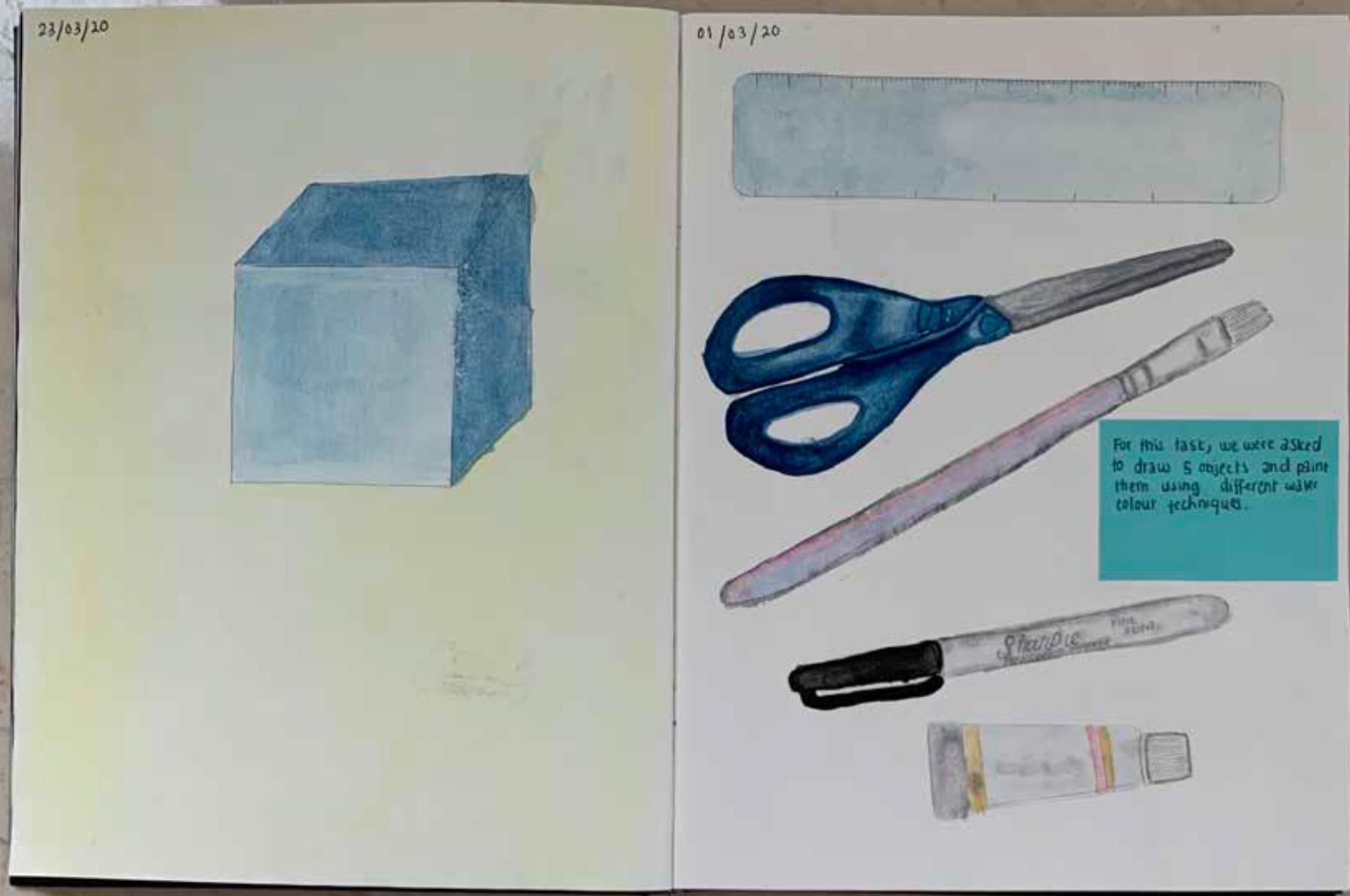Painting Sketchbook02