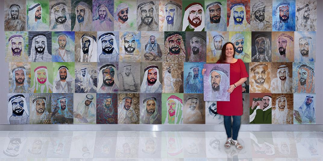 100 zayeds BG Strip with Kasia LR