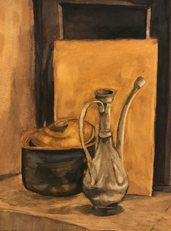 Painting Still Life 2