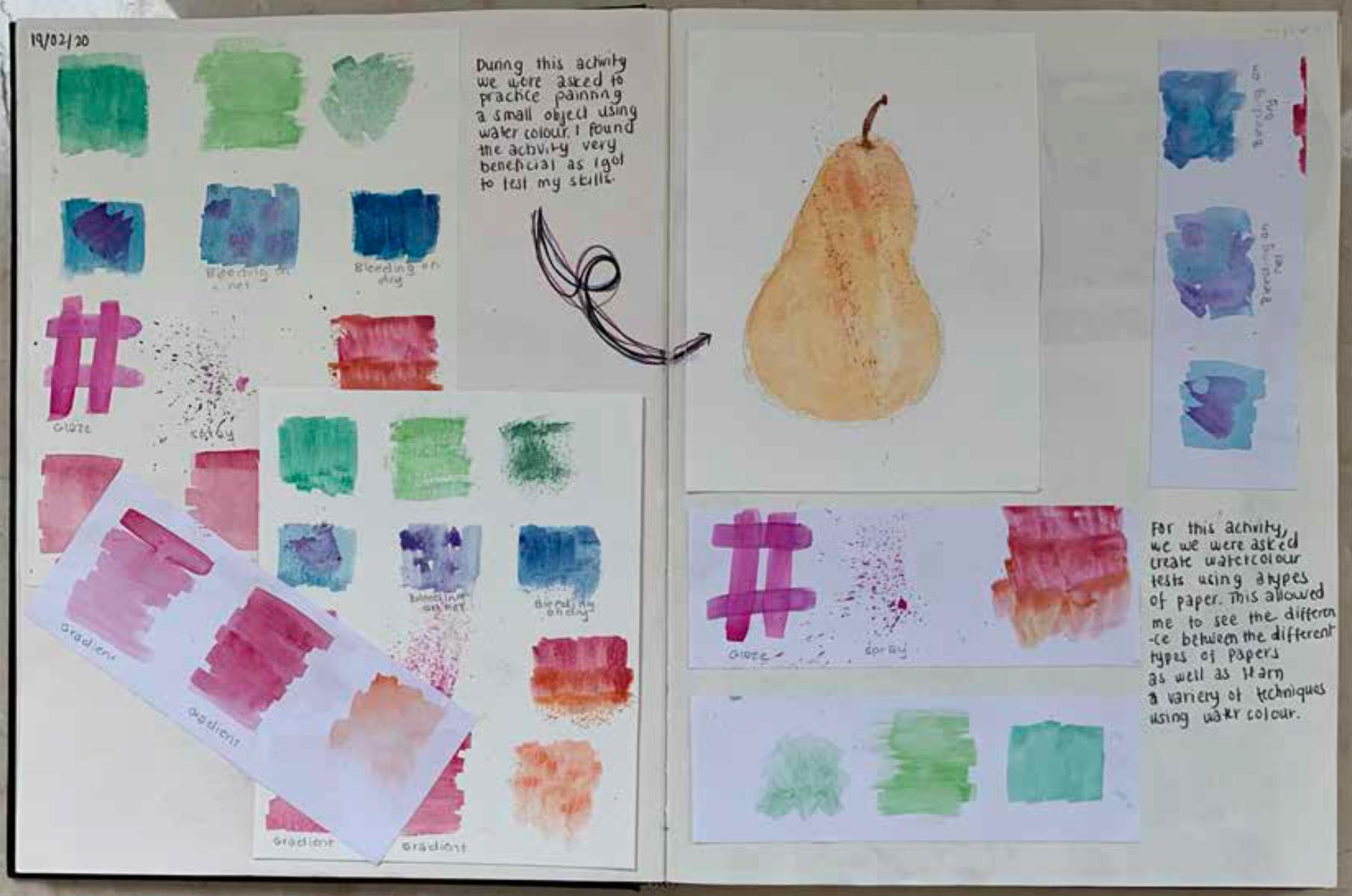 Painting Sketchbook01