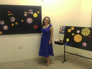 Configuration at Sikka Art Fair