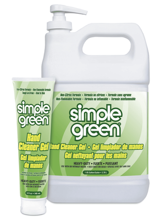 Simple Green Hand Gel