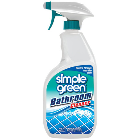 Simple Green Bathroom Cleaner
