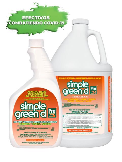 Simple Green D Pro 3 Plus