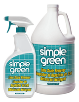 Simple Green Lime Scale