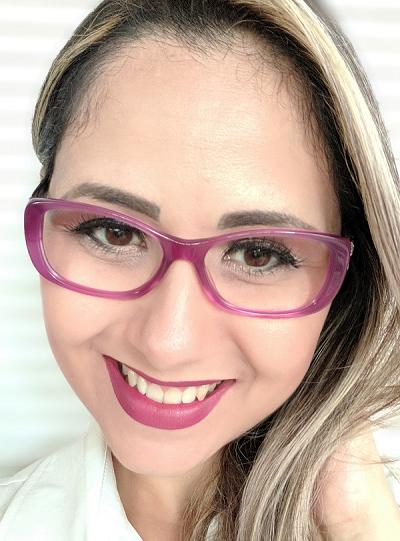 Armação Feminina Roxa Vintegy Óculos de Grau