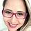 Thumbnail: Armação Feminina Roxa Vintegy Óculos de Grau
