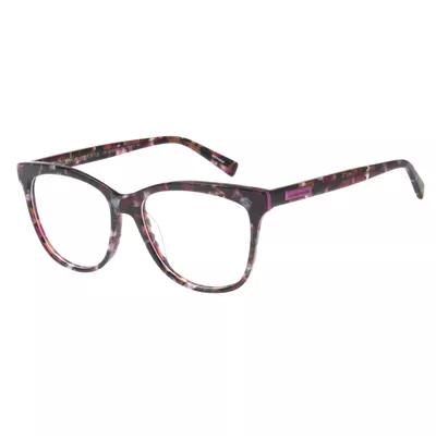 Armação Chilli Beans Roxa/Preta Óculos de Grau