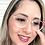 Thumbnail: Armação Feminina Vintegy Transparente Rosa Óculos de Grau