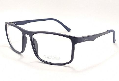Armação Masculina Azul RED Óculos de Grau