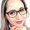 Thumbnail: Armação Feminina Vintegy Cinza Marrom Óculos de Grau